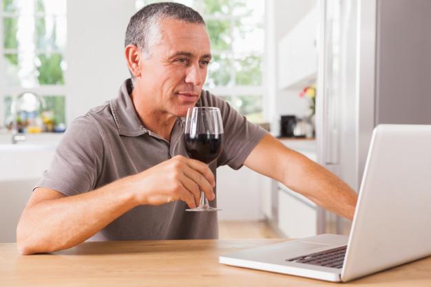 В Україні запровадили онлайн-дегустацію вина