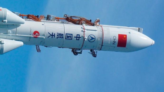 В США попередили про падіння китайської ракети