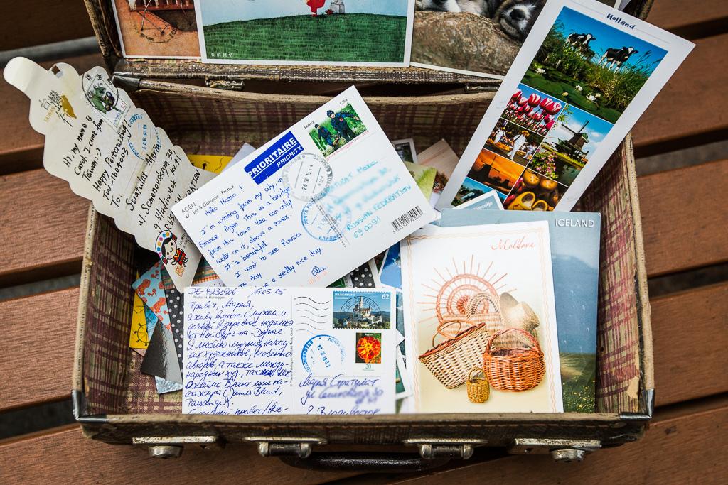 Колекціонер виклав у вільний доступ рідкісні листівки із українськими краєвидами
