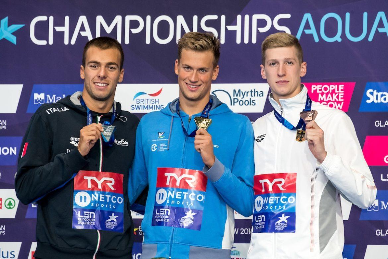Українець став чотириразовим чемпіоном Європи