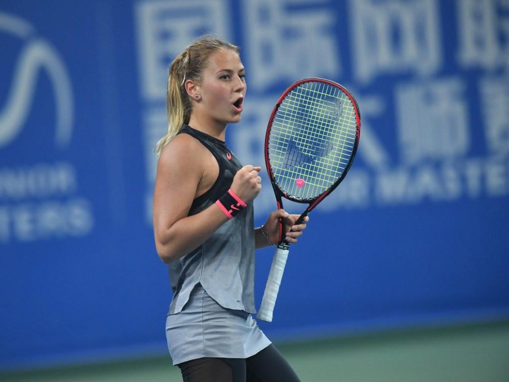 Українська тенісистка виконала найкращий удар місяця у світі за версією WTA