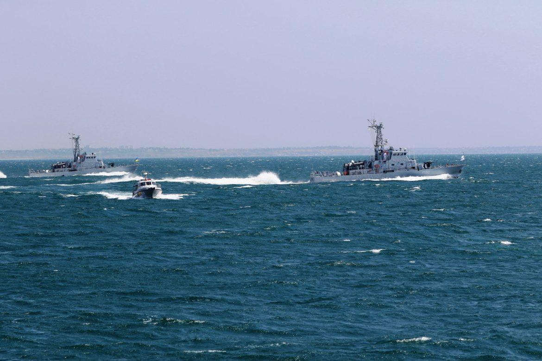 США передадуть Україні три катери типу Island