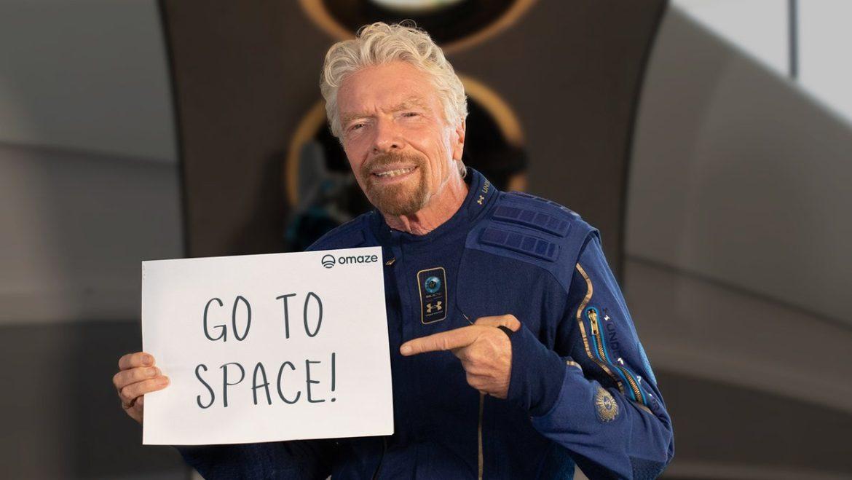 В Америці розпочався безкоштовний розіграш квитків на комерційний рейс в космос