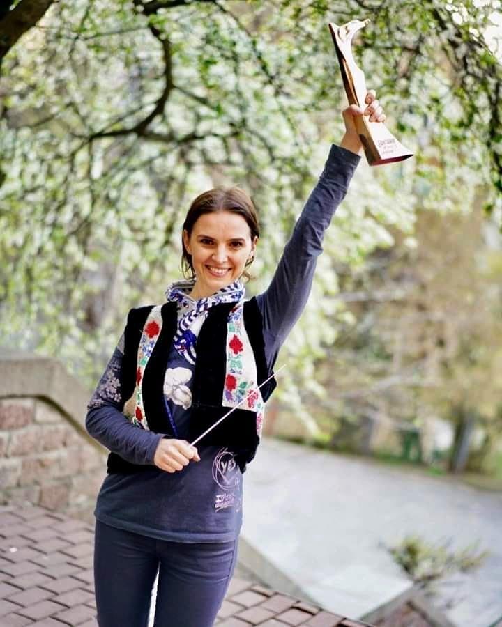 Українка увійшла в історію Байройтского фестивалю в Німеччині та отримала букет квітів від Ангели Меркель (Фото)