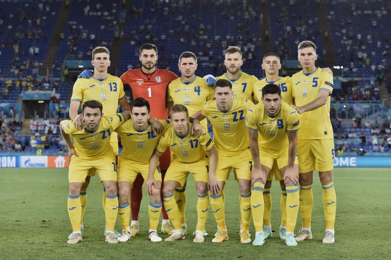 Українська збірна потрапила в топ-8 найсильніших команд Європи