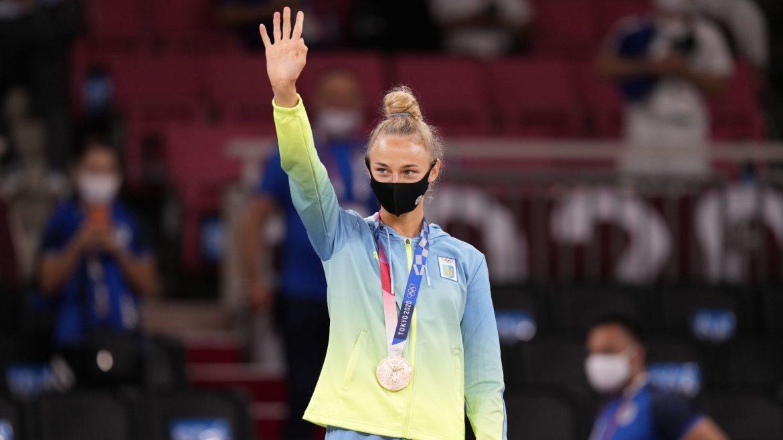 Українська спортсменка виборола першу медаль для країни у Токіо