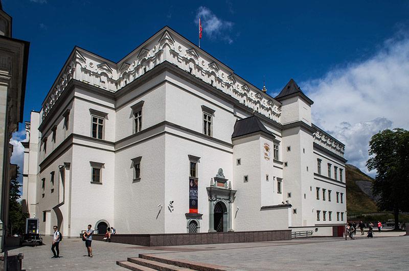 Український аудіогід з'явиться у палаці Великих князів Литовських