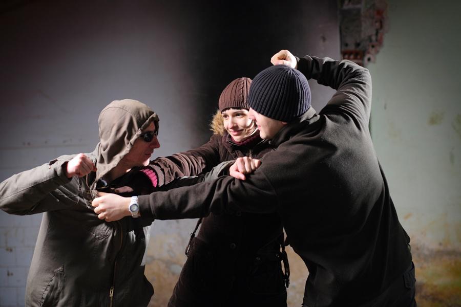 Майже кожен четвертий український чоловік зазнавав насилля на вулиці