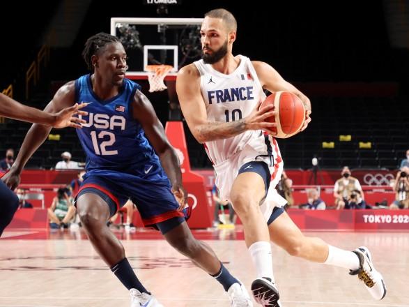 Після 25 перемог поспіль збірна США з баскетболу поступилась Франції