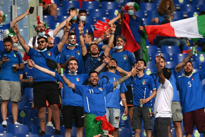 Переможцем Євро 2020 стала збірна Італії