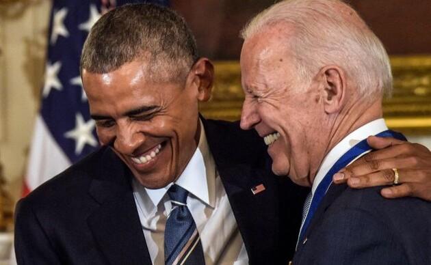 Байден не поїде на святкування ювілею Барака Обами