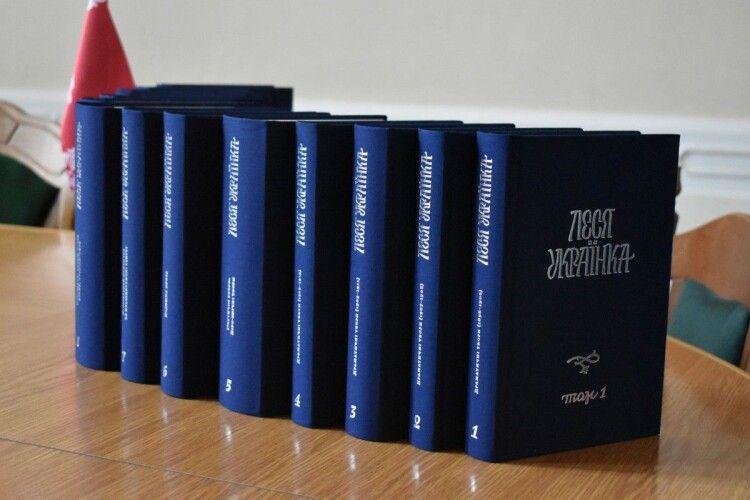 В Італії видали збірку творів Лесі Українки