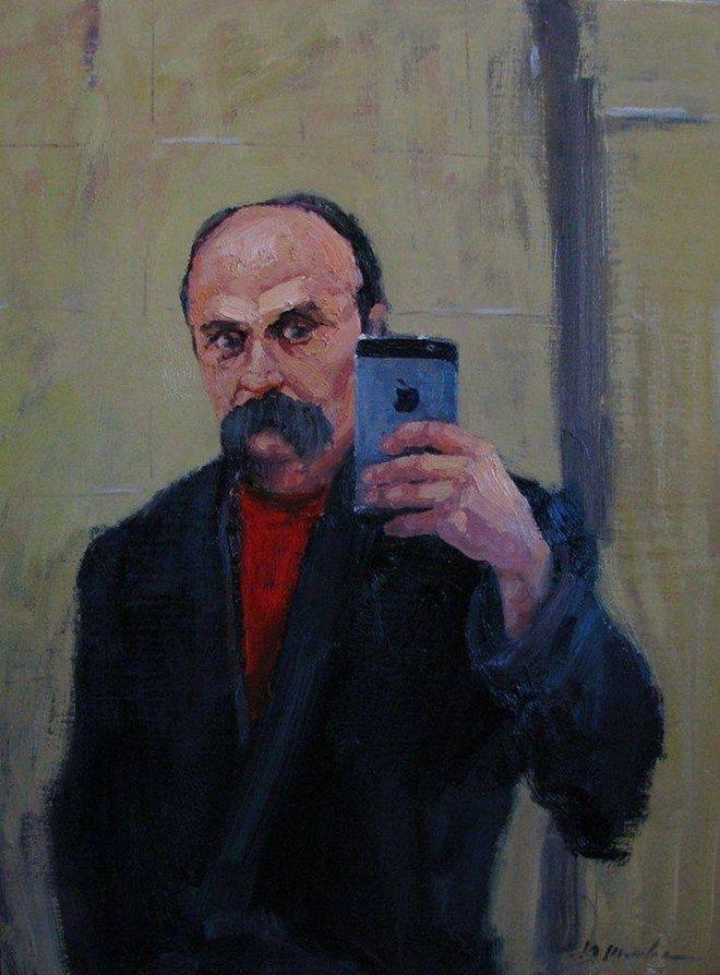 Науковці відтворили голос Тараса Шевченка
