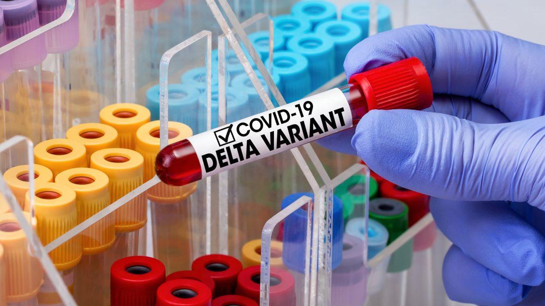 Вакцинація запобігає смерті від Дельта штаму