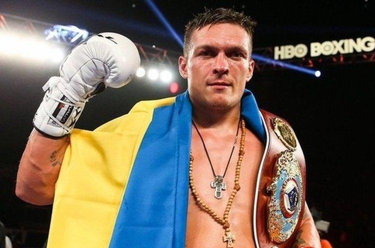 Український боксер здобув чотири чемпіонські пояси