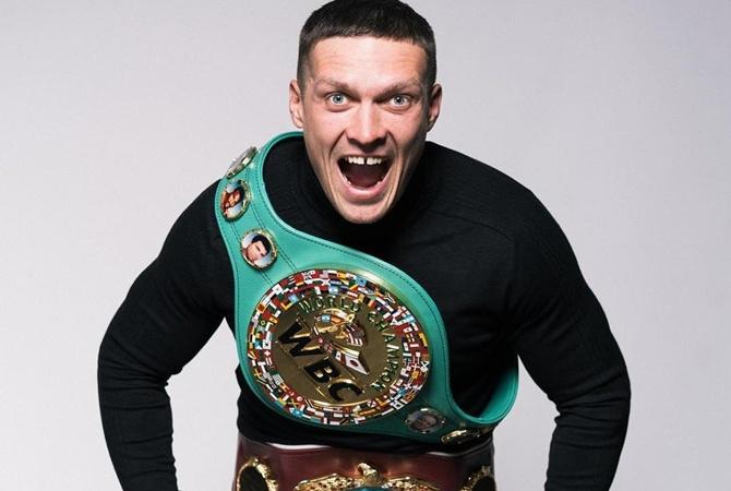 Український боксер приготував оригінальний подарунок Ілону Маску
