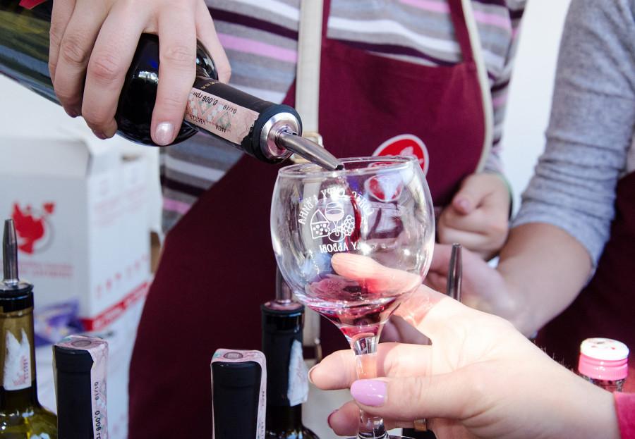 Українське «Свято сиру та вина» увійшло до сімки найкращих фестивалів світу