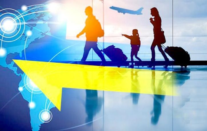 Українці лідирують за кількість отриманих дозволів на проживання в ЄС