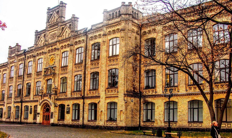 До рейтингу кращих університетів світу увійшли два українські виші