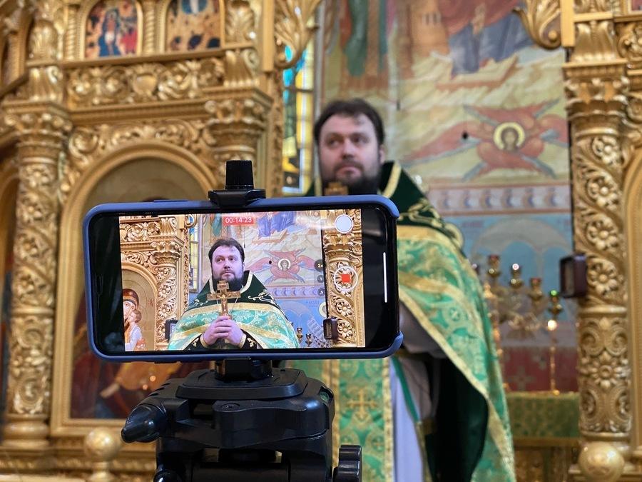 Православна церква України запустила мобільний додаток