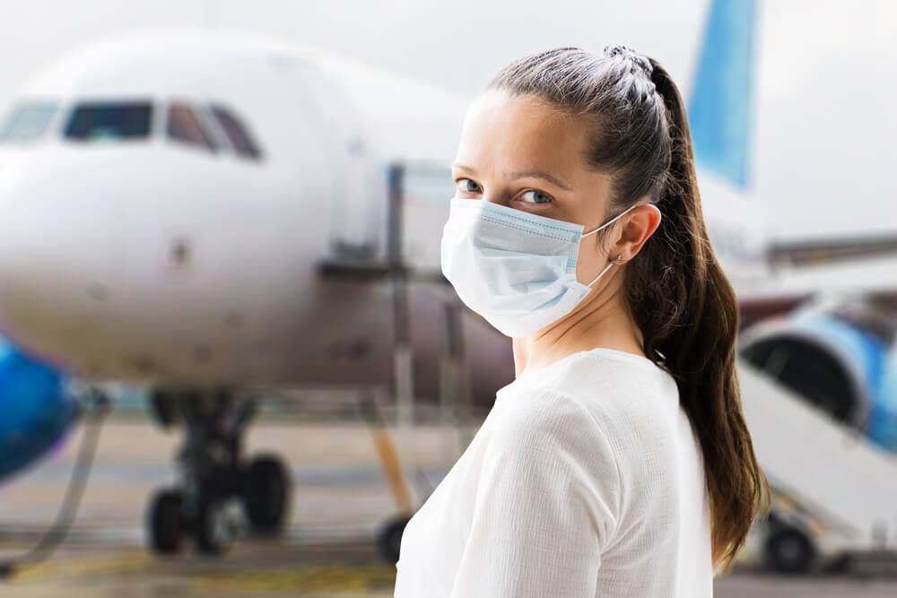 Білий Дім вимагає від великих авіаліній вакцинувати усіх працівників